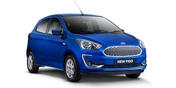 The Ford Figo Trend Hatch AT